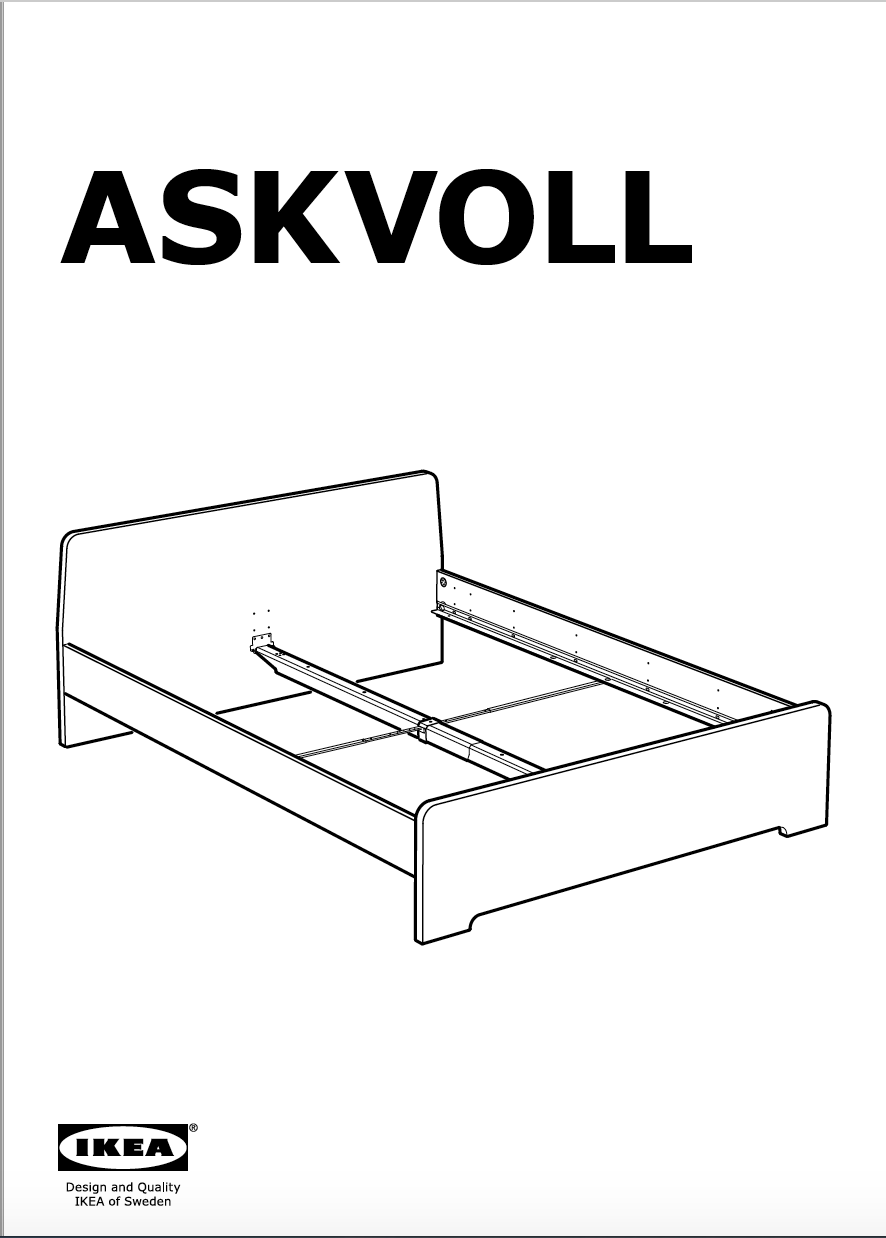 Ikea Bed Frame Instructions Critique – Julia Kim – Medium