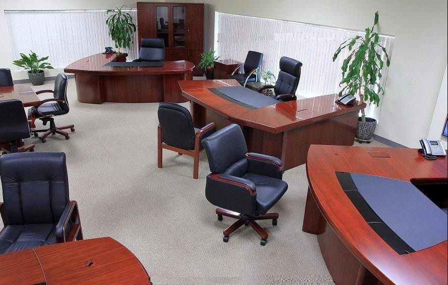 arrange office furniture. What Does Your Office Furniture Say About You? Arrange