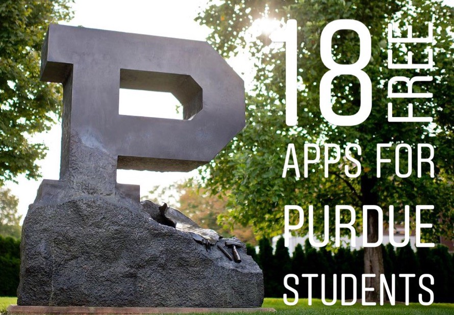 18 free apps for purdue students the lounge medium rh medium com
