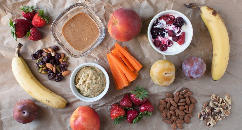 10 Yummy Healthy Snacks For Healthcare Professionals