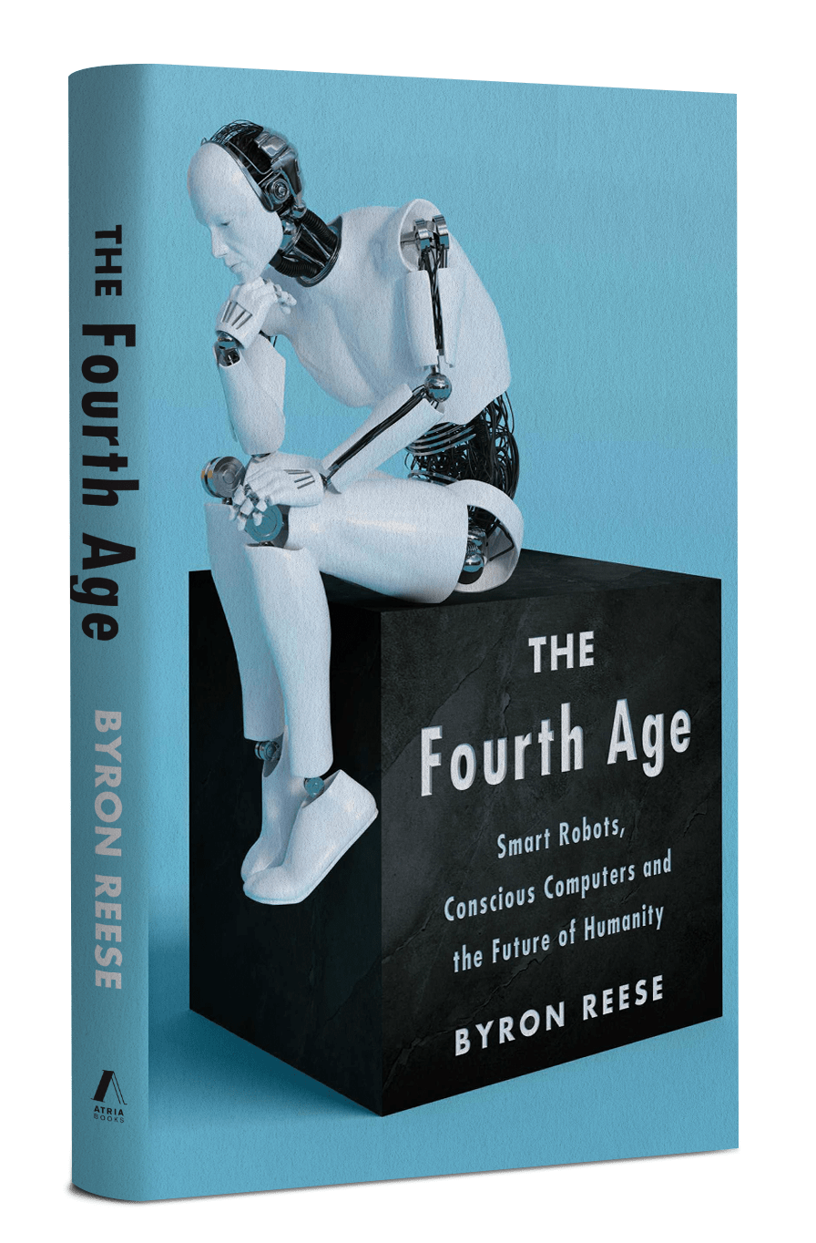 Review of The Fourth Age, by Byron Reese – John Smart – Medium