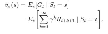 Bellman Optimality Equation - state functions