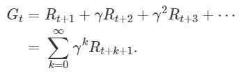 Bellman Optimality Equation: Expected Return for Continuing Tasks