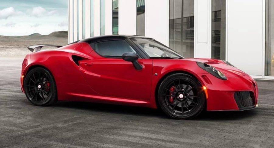 To Make Much More Ful And Faster Automobile 2019 Alfa Romeo 4c Will Certainly Be Made From Light Weight Materials For The Of Impressively 2 465