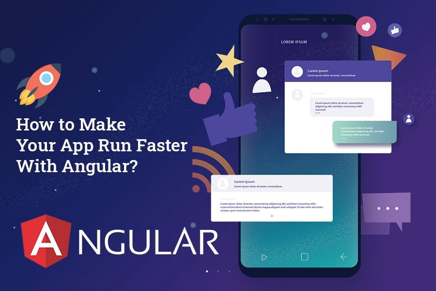 How to Make Your App Run Faster With Angular? | by Sara Khan | Medium