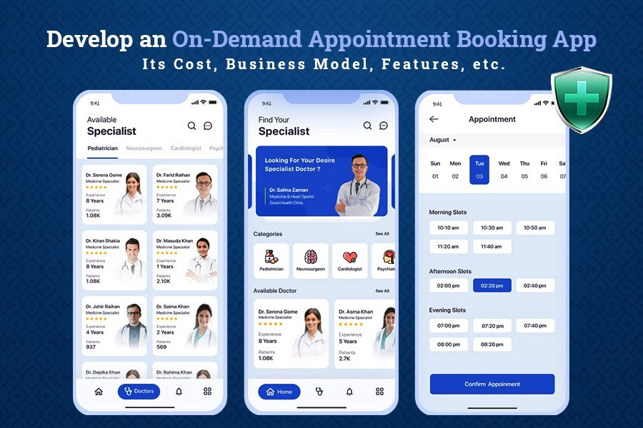 On-Demand Appointment Booking App: Everything You Need To Know