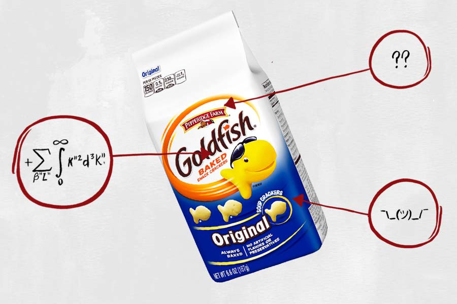 What's in This?: Goldfish Crackers