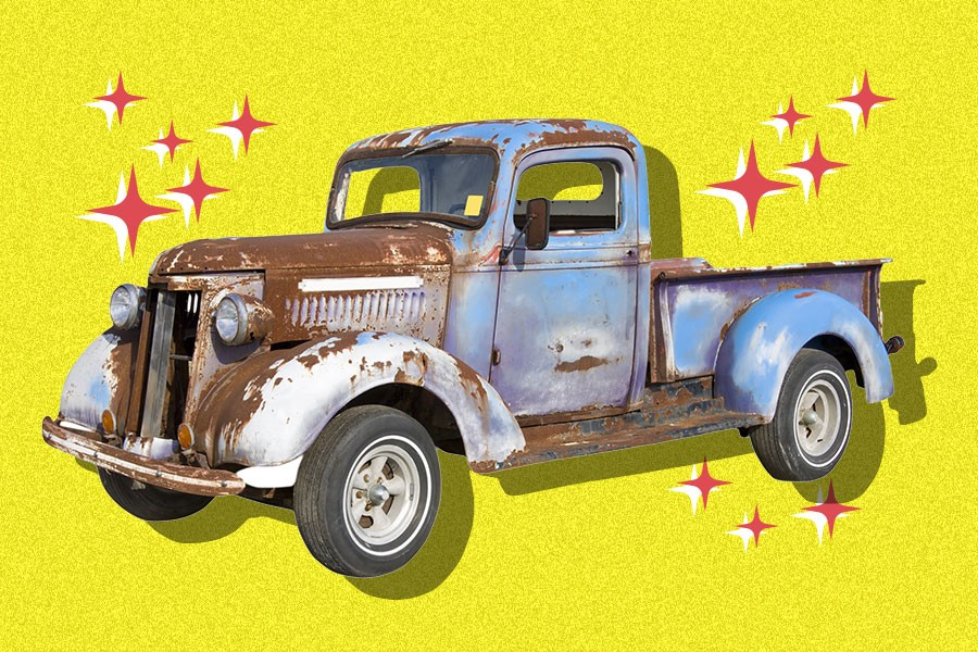 An Old Truck Is the New Corvette – MEL Magazine