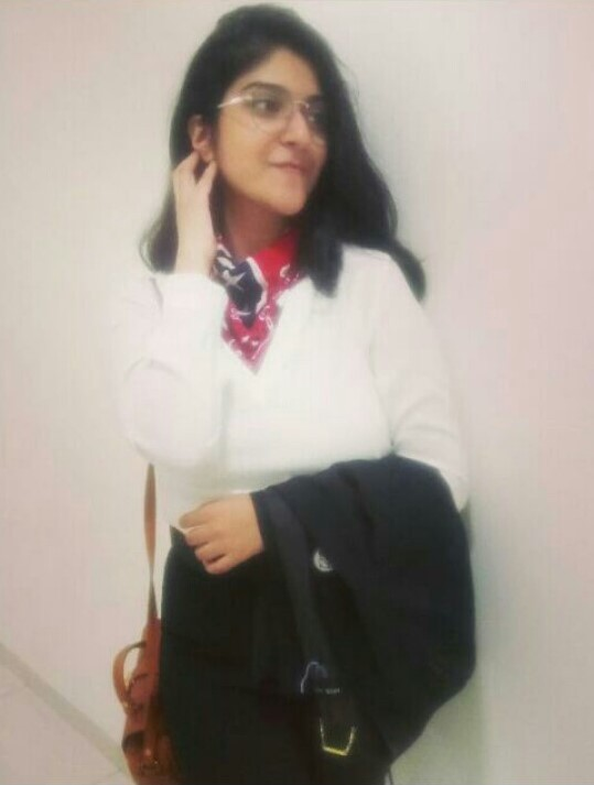 About Our Writer: Anmol Kaur Bawa is the granddaughter of the witches they  weren't able to burn. She's all of 18 and a law student at SLS, Pune.
