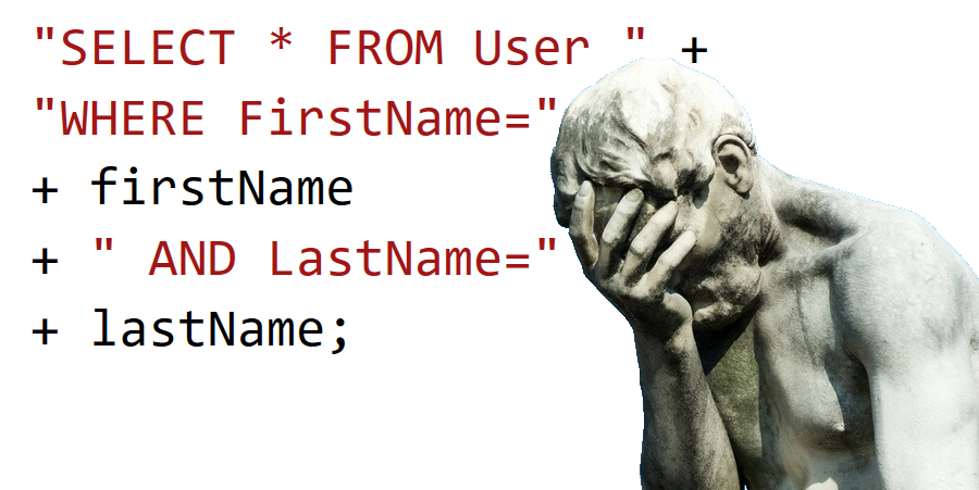 Writing SQL in C# or When You should not use ORM