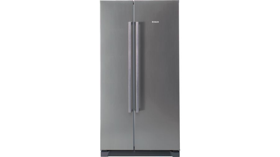 Expert Review Bosch 618 Litre Side By Side Frost Free Refrigerator