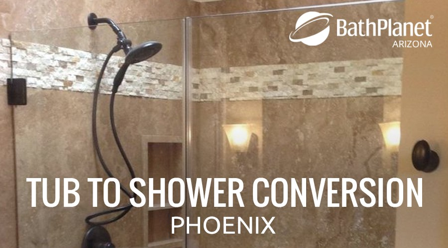 Tub-to-shower conversion companies have many custom bathtub options ...