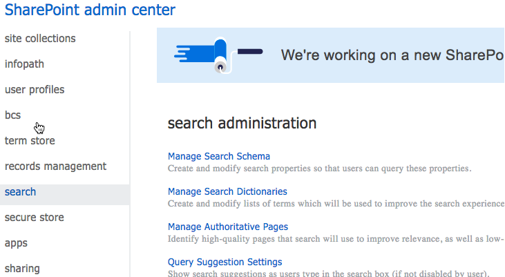 Display Search Results in SharePoint Online