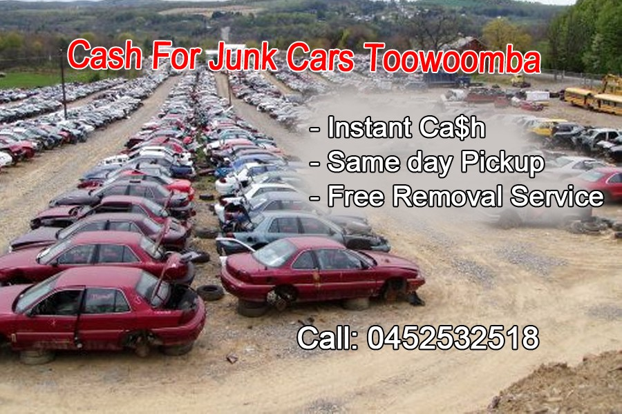 Cash For Junk Cars Toowoomba – We Buy Vehicles – Medium