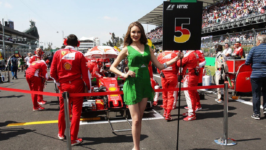 187e317879 A Fórmula 1 e o fim das Grid Girls – Cassius Gonçalves – Medium
