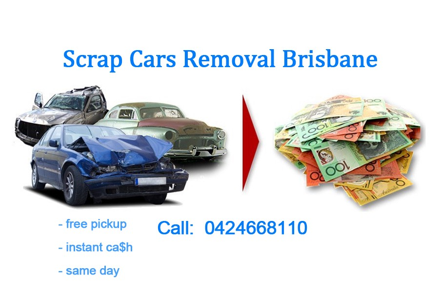 Scrap Cars Removal Brisbane – All Cars Removal – Medium