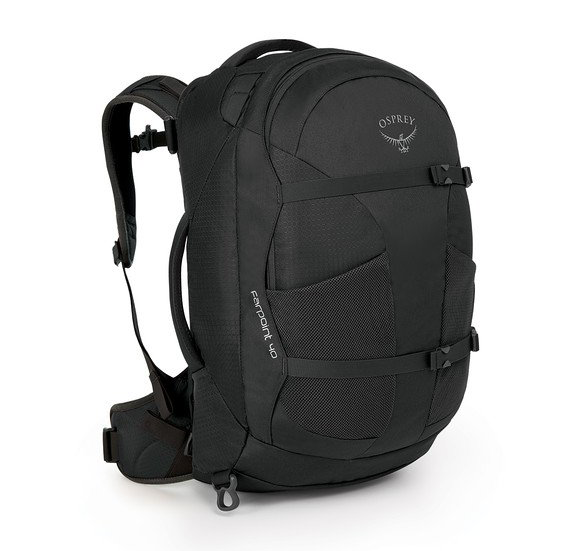 Osprey Farpoint 40 Travelers Backpack (Volcanic Grey)