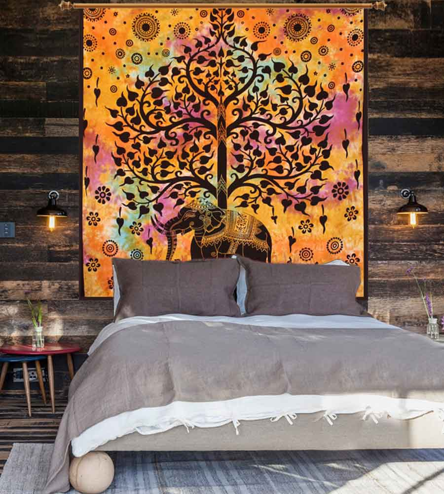 Handicrunch Sells All Kinds Of Tapestries At Very Low Price, Everyone Can  Afford This Price So Buy Four Best Tree Of Life Tapestry For Your Home  Decor.