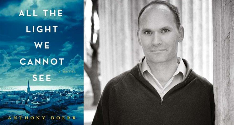 Anthony Doerr Won The Pulitzer Prize In Fiction Today For His Best Selling  Historical Novel All The Light We Cannot See. The Novel, Which Was The  Break Away ...