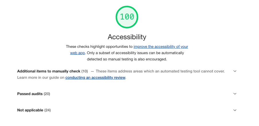 Build more accessible Angular apps