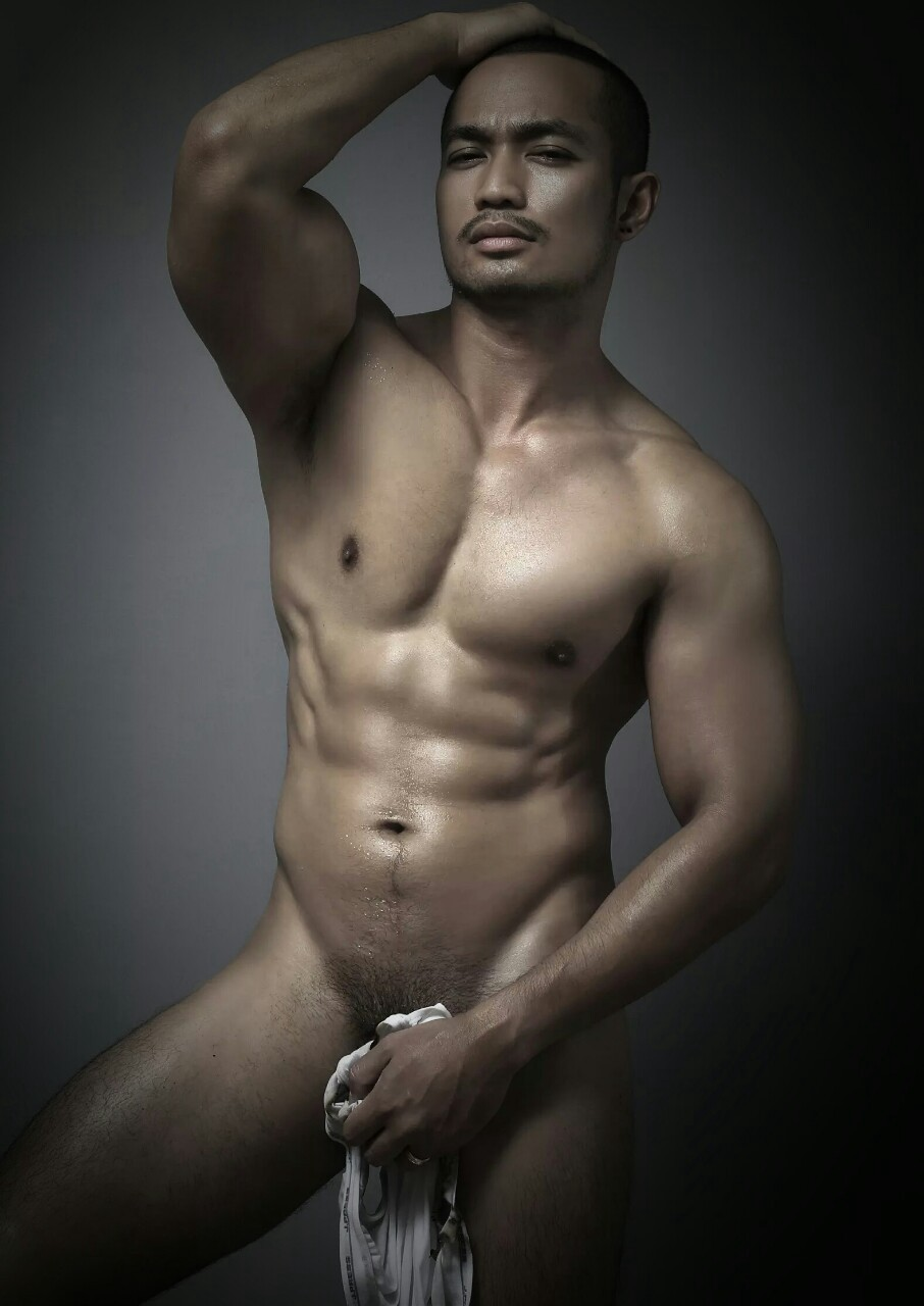 Nude models japanese male