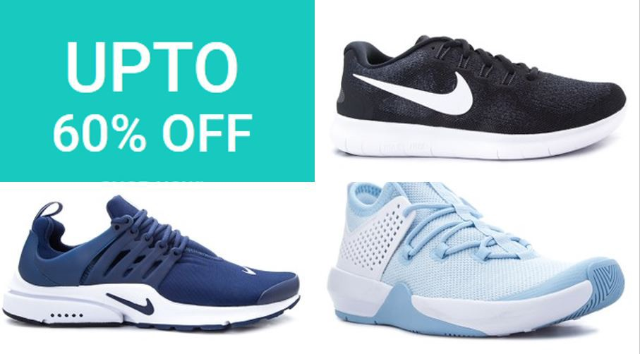 Zalora Philippines is offering up to 60% on Nike shoes. Select from wide  range of Nike shoes available on Zalora and buy Nike shoes on discount.