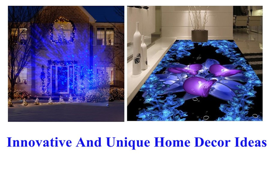 Innovative And Unique Home Decor Ideas With Affordable Price