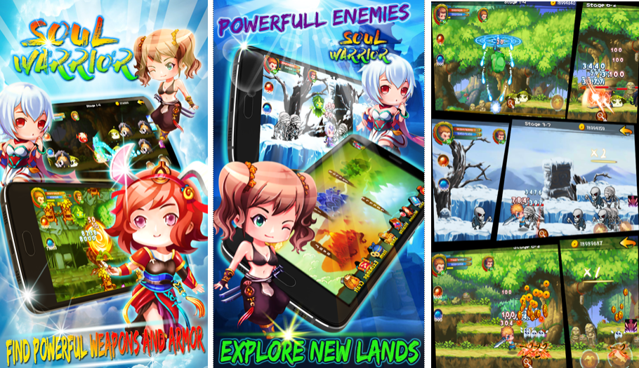 19 Great Games For Android IOS Guaranteed Entertainment
