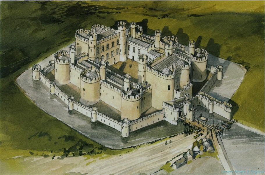 the medieval castle the ultimate in defence a medieval lord ensconced in his chambers in the keep could sit by the fire confident that any attackers