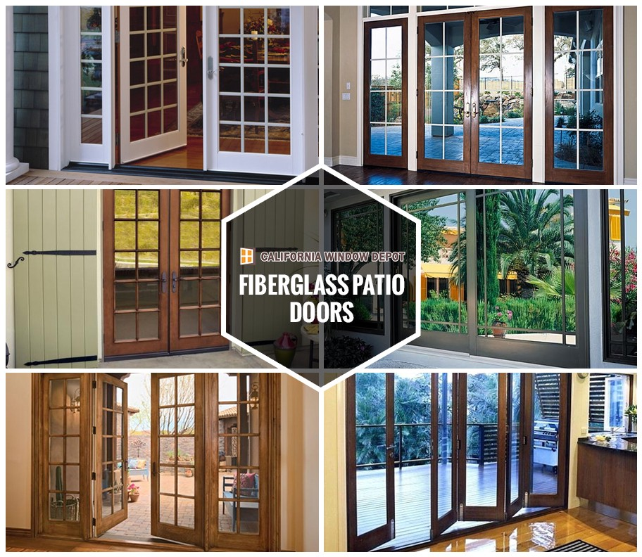 Merveilleux Fiberglass Patio Doors Los Angeles U2013 California Window Depot U2013 Medium