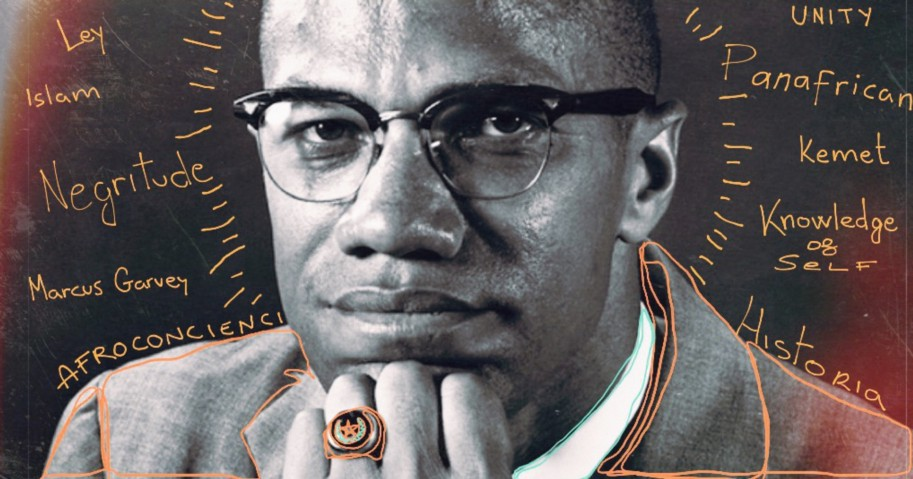 reading response malcolm x Then, aloud, i read back, to myself, everything i'd written on the tablet over and over, aloud, to myself malcolm x coming to an awareness of language.