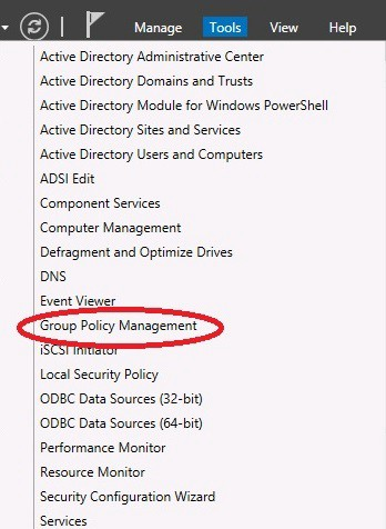 windows group policy update command
