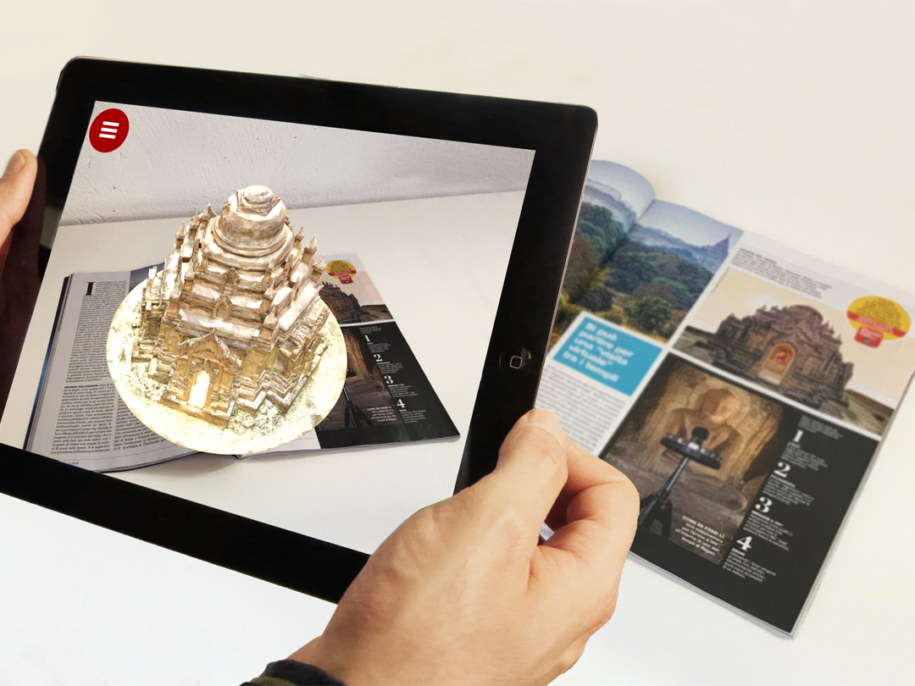 How Publishers can use Augmented Reality to upgrade their business