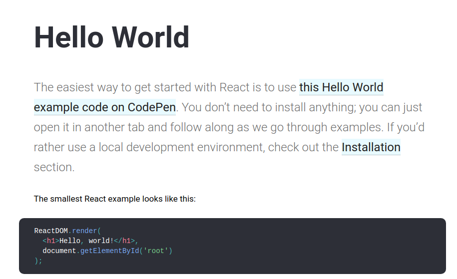 The Missing Introduction Of Reactjs Codeburst
