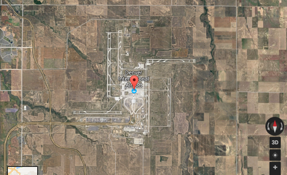 Is there an apocalypse bunker under the denver airport omgfacts google earth gumiabroncs Image collections