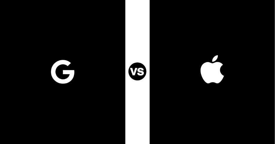 Apple vs Google: design, user experience (UX), R&D, users, ecosystem, consistency, and more