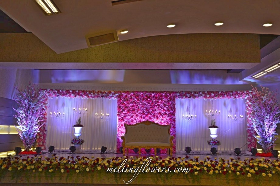 How To Decorate The Wedding Halls In South Bangalore At Its Best