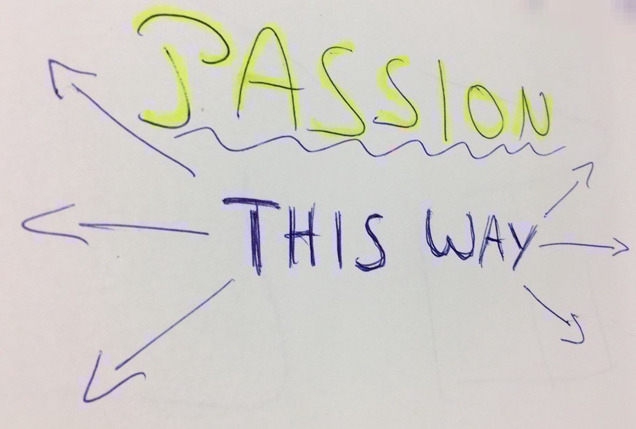 How to make sure you never find your passion in life ccuart Choice Image