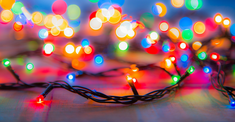 The Aesthetic Of Holiday Buzz Circles Around Wind Like A Sweet Tinsel Filled Whisper Glistening Lights Garner