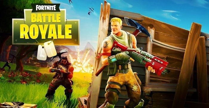 it is fortnite battle royale the 100 player pvp game known for its intriguing gameplay - fortnite gameplay android