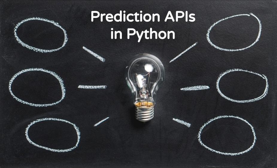 Building Prediction APIs in Python (Part 1): Series Introduction