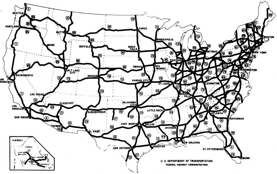 Mr President Please Help Us Build The Trump Interstate System - Us president tree map