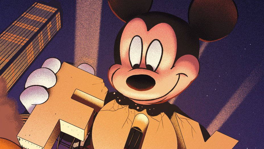 Welcome To The Dark Side The Disney Fox Merger Cowin Poon - The dark side of disney