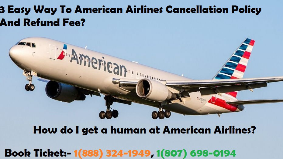 American Airlines (AA) Talk to A Live Person