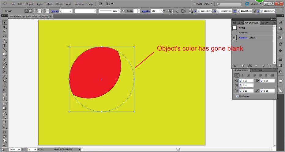 solved clipping mask background color problem neerajbarelia medium