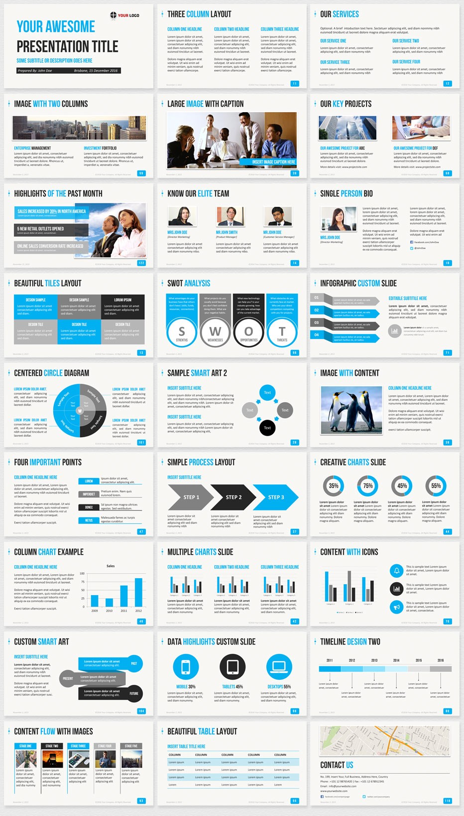 professional presentation templates or free powerpoint themes what