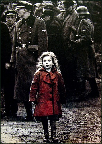 5902a56cb2971 ... important characters in the movie Schindler's List (1993) [screenplay  by Steve Zaillian, based on the book by Thomas Keneally]: The Little Girl  in Red.
