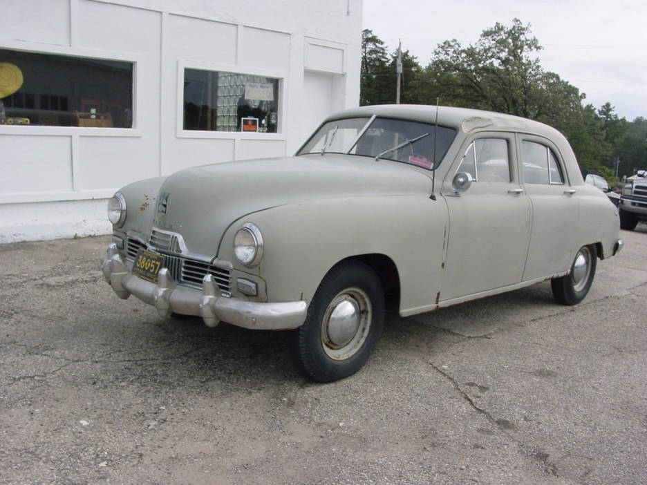 1948 Kaiser Sedan Barn Find – My Classic Garage