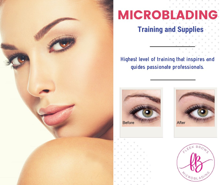 Microblading Training Classes For Beginners Fleek Brows Medium