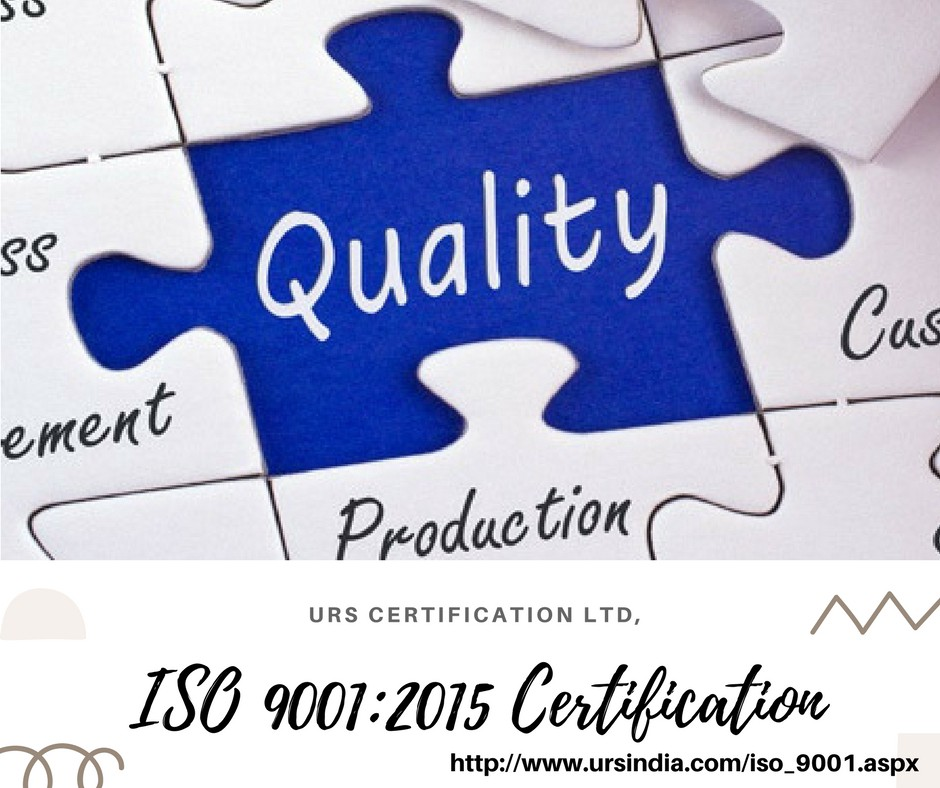 Iso 9001 Certification Improved Quality Management Process